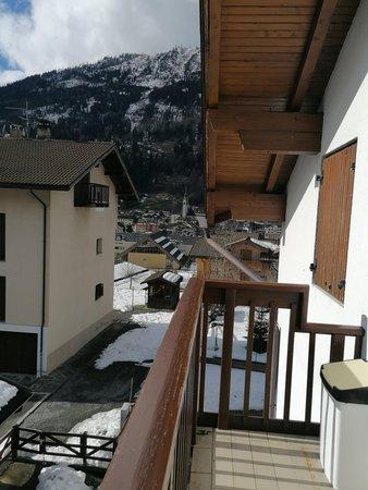 Foto del balcone Casa Margaux