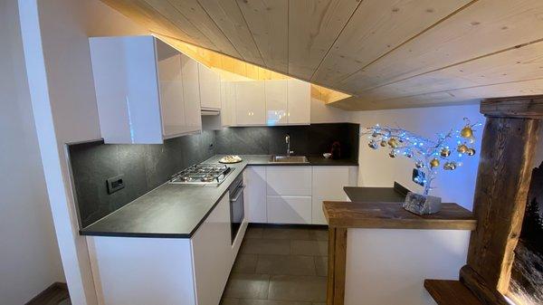Foto der Küche Casa Bellini