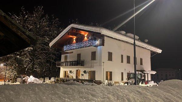 Winter Präsentationsbild Ferienwohnung Casa Bellini