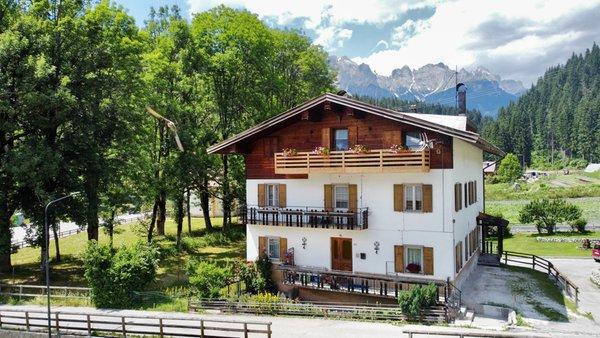 Sommer Präsentationsbild Ferienwohnung Casa Bellini
