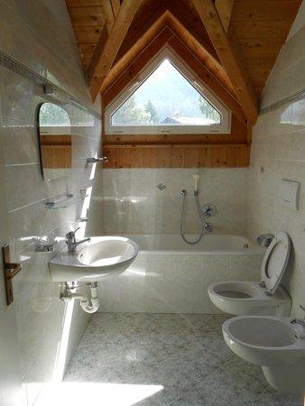 Foto del bagno Appartamenti Villa Ambra