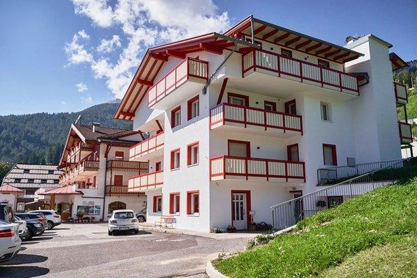 Foto estiva di presentazione Appartamenti Villa Dani