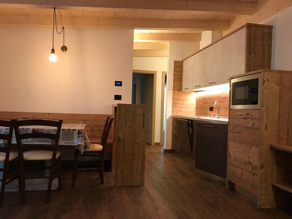 Foto della cucina Villa Dani