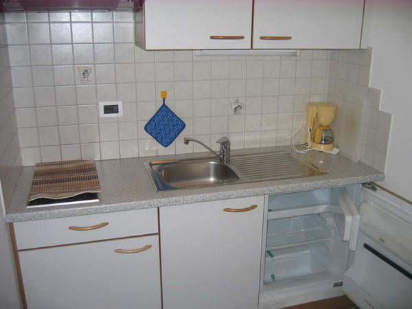Foto der Küche Spenglerhof