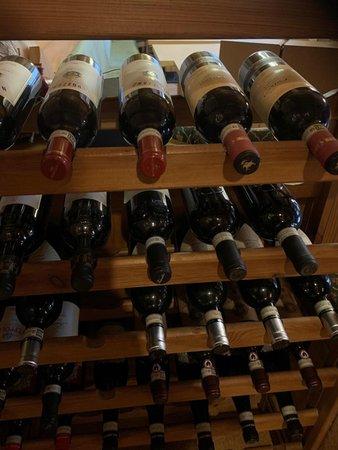 La cantina dei vini Selva di Cadore Principe