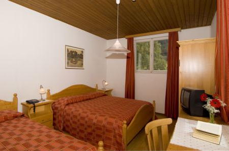 Hotel Bagni di Salomone - Anterselva / Antholz - Plan de Corones ...