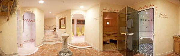 Foto vom Wellness-Bereich Hotel Berghotel Johanneshof