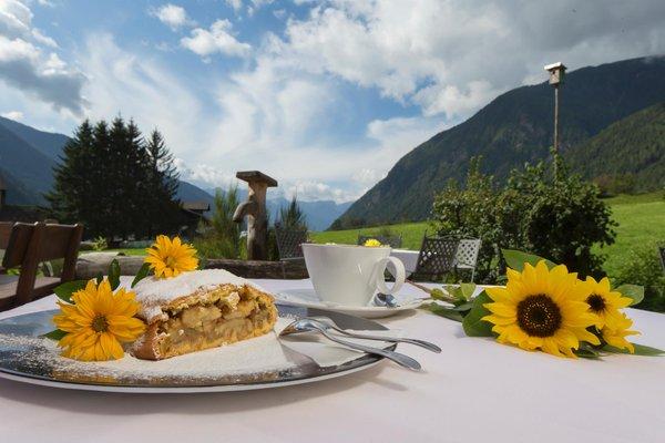 Das Restaurant Antholz Berghotel Johanneshof