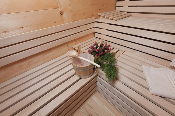 Foto der Sauna Antholz