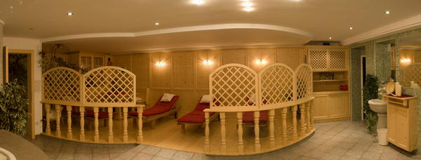Photo of the wellness area Hotel Messnerwirt