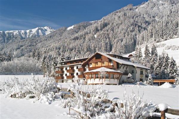 Foto invernale di presentazione Vierbrunnenhof - Hotel 3 stelle sup.