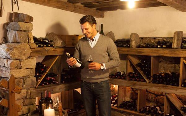 La cantina dei vini Anterselva Vierbrunnenhof