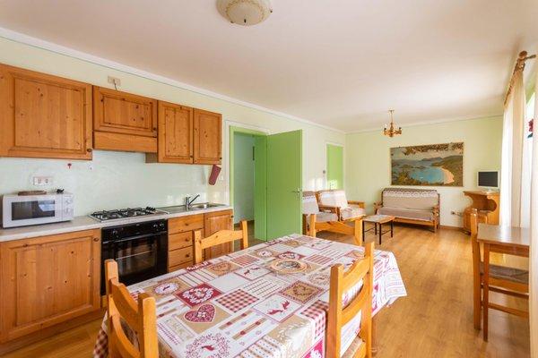 Foto della cucina Casa Iris