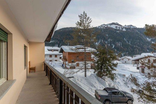 Foto del balcone Casa Iris