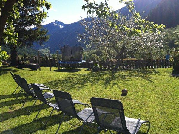 Foto del giardino Anterselva