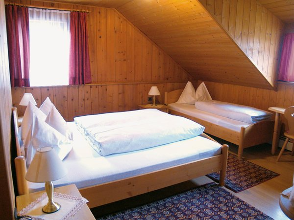 Foto della camera Pensione + Appartamenti Brunner