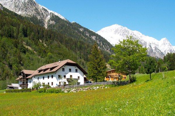 Sommer Präsentationsbild Pension + Ferienwohnungen Brunner