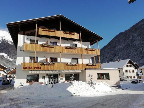Winter Präsentationsbild Hotel Post