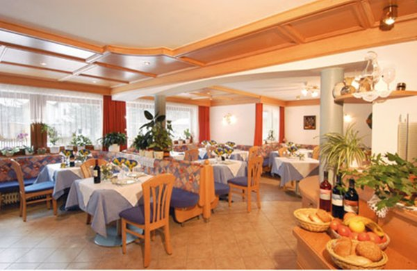 The restaurant Anterselva / Antholz Gruber
