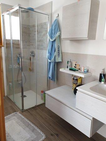 Photo of the bathroom Apartment De Zanna