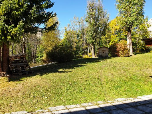 Photo of the garden Majon (Cortina d'Ampezzo)