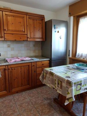 Photo of the kitchen De Zanna