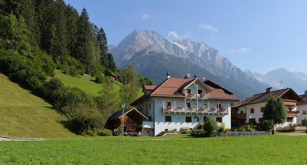 Foto estiva di presentazione Residence Edelweiß