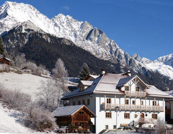 Foto invernale di presentazione Residence Edelweiß