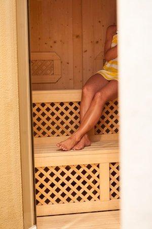 Foto der Sauna Antholz