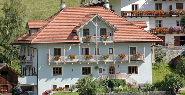 Foto esterno in estate Edelweiß