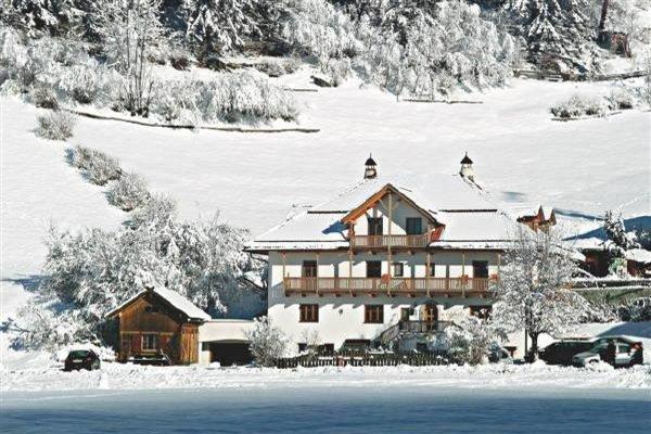 Foto Außenansicht im Winter Edelweiß