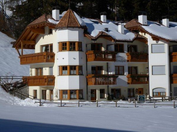 Foto invernale di presentazione Floralpin - Appartamenti 3 soli