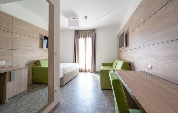 Foto vom Zimmer Hotel Trilago