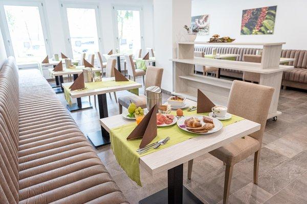 Das Frühstück Hotel Trilago