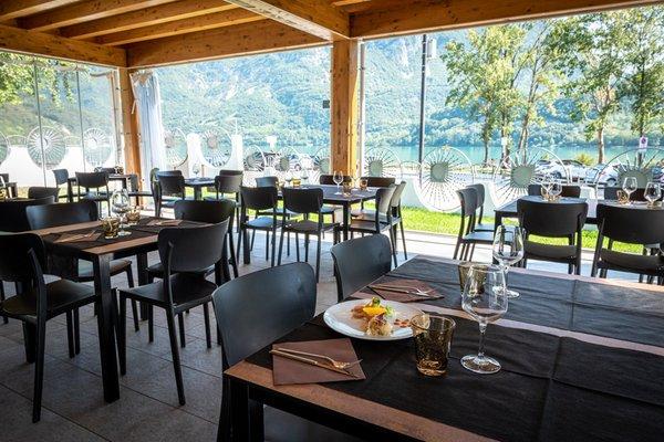 The restaurant Trasaghis Trilago