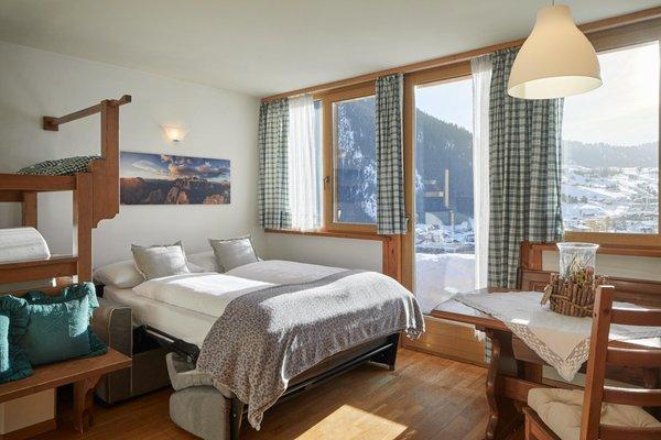 Foto vom Zimmer Ferienhaus Chalet Alta Badia