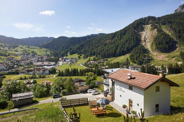 Sommer Präsentationsbild Ferienhaus Chalet Alta Badia