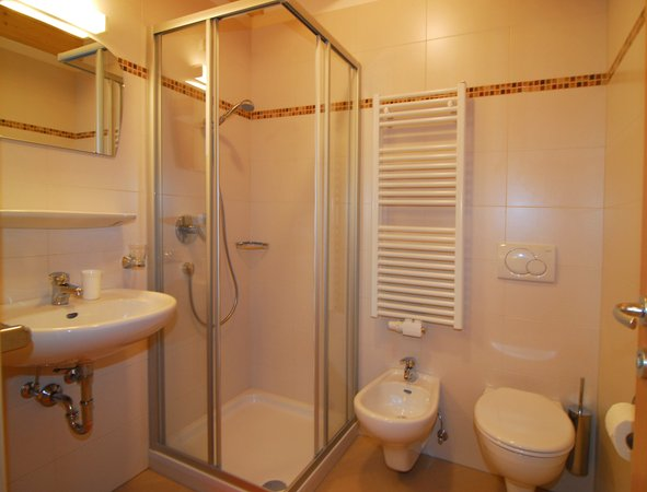 Photo of the bathroom Apartments Landheim Obertal