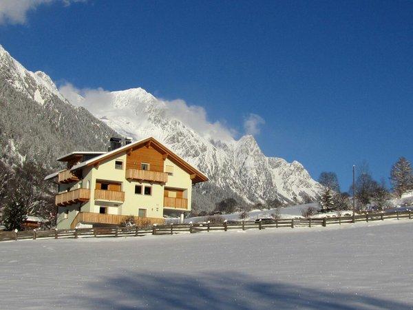 Winter presentation photo Landheim Obertal - Apartments 3 suns