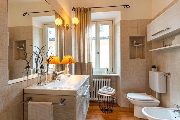 Foto del bagno Appartamenti Alpianodisopra