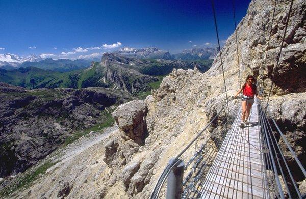 Attività estate Monte Civetta - Ski Civetta