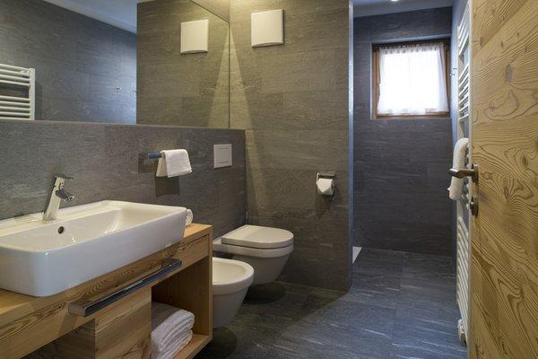 Photo of the bathroom Farmhouse apartments Nösslerhof