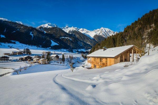 Photo exteriors in winter Nösslerhof
