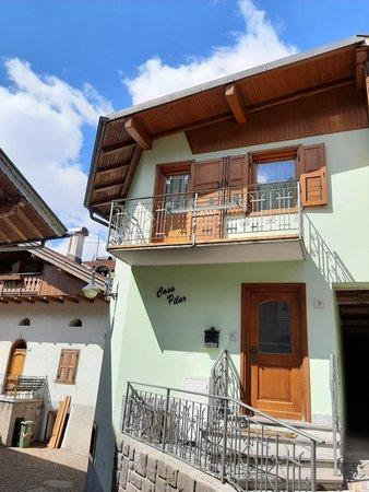 Foto estiva di presentazione Casa Pilar