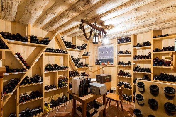 Wine cellar Arabba - Livinallongo del Col di Lana La Baita