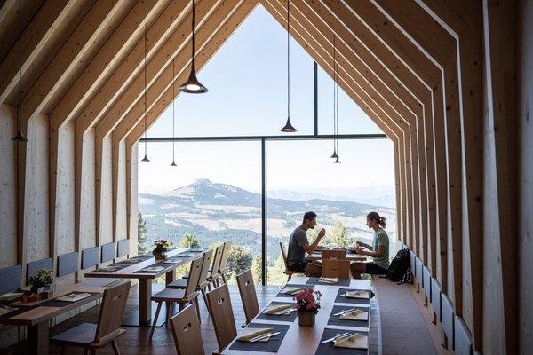 Il ristorante Nova Ponente Nova Ponente - Obereggen