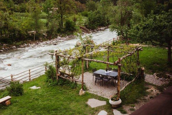 Foto del giardino S. Martino in Passiria