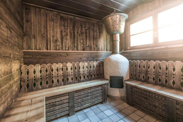 Foto della sauna Sorafurcia