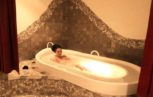 Foto del wellness Hotel Olangerhof