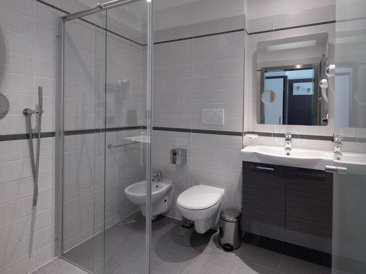 Photo of the bathroom Hi Hotels